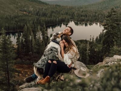 别样浪漫!2018年全球最佳订婚照甜蜜出炉